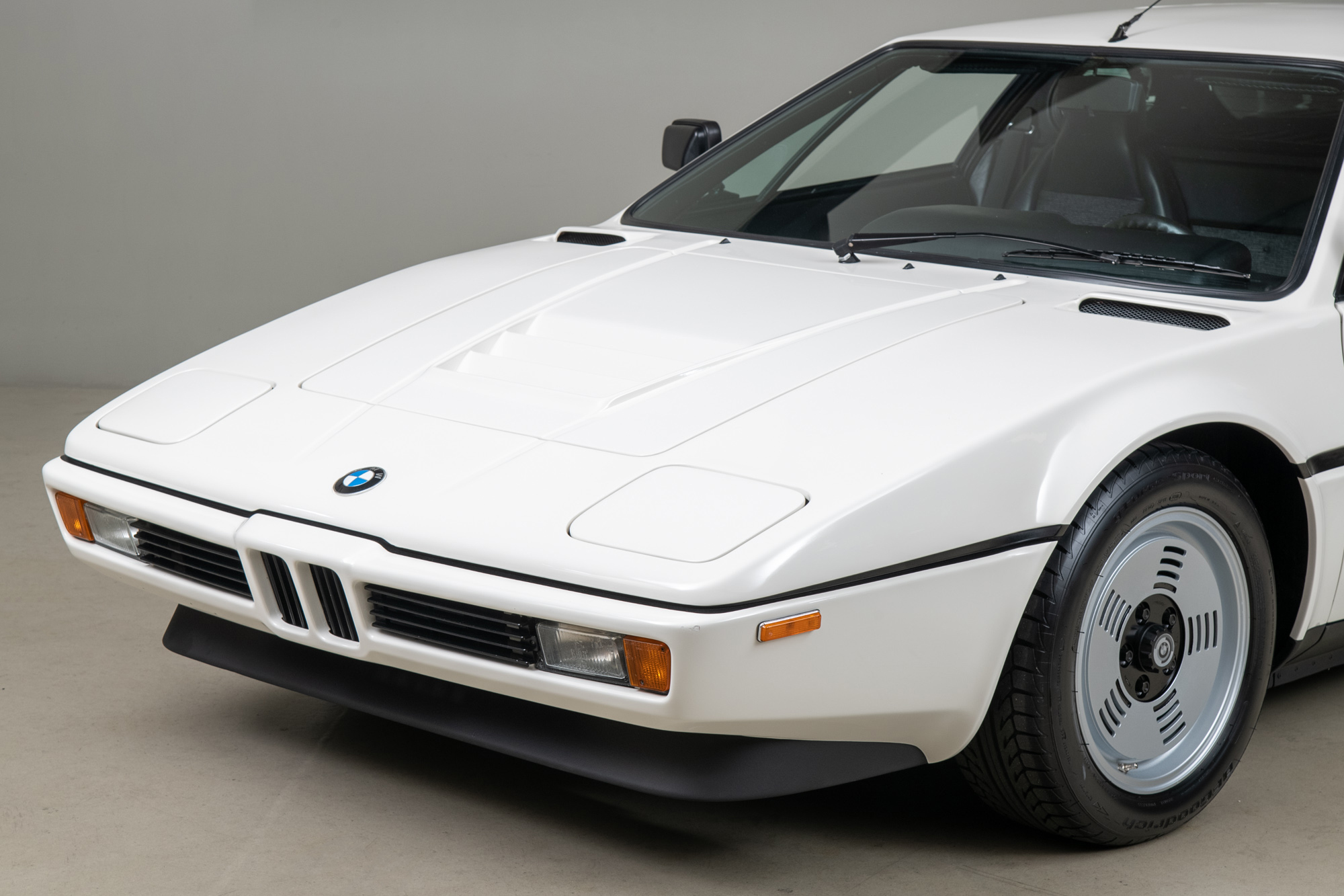 1980 BMW M1 , WHITE, VIN WBS59910004301226, MILEAGE 22760