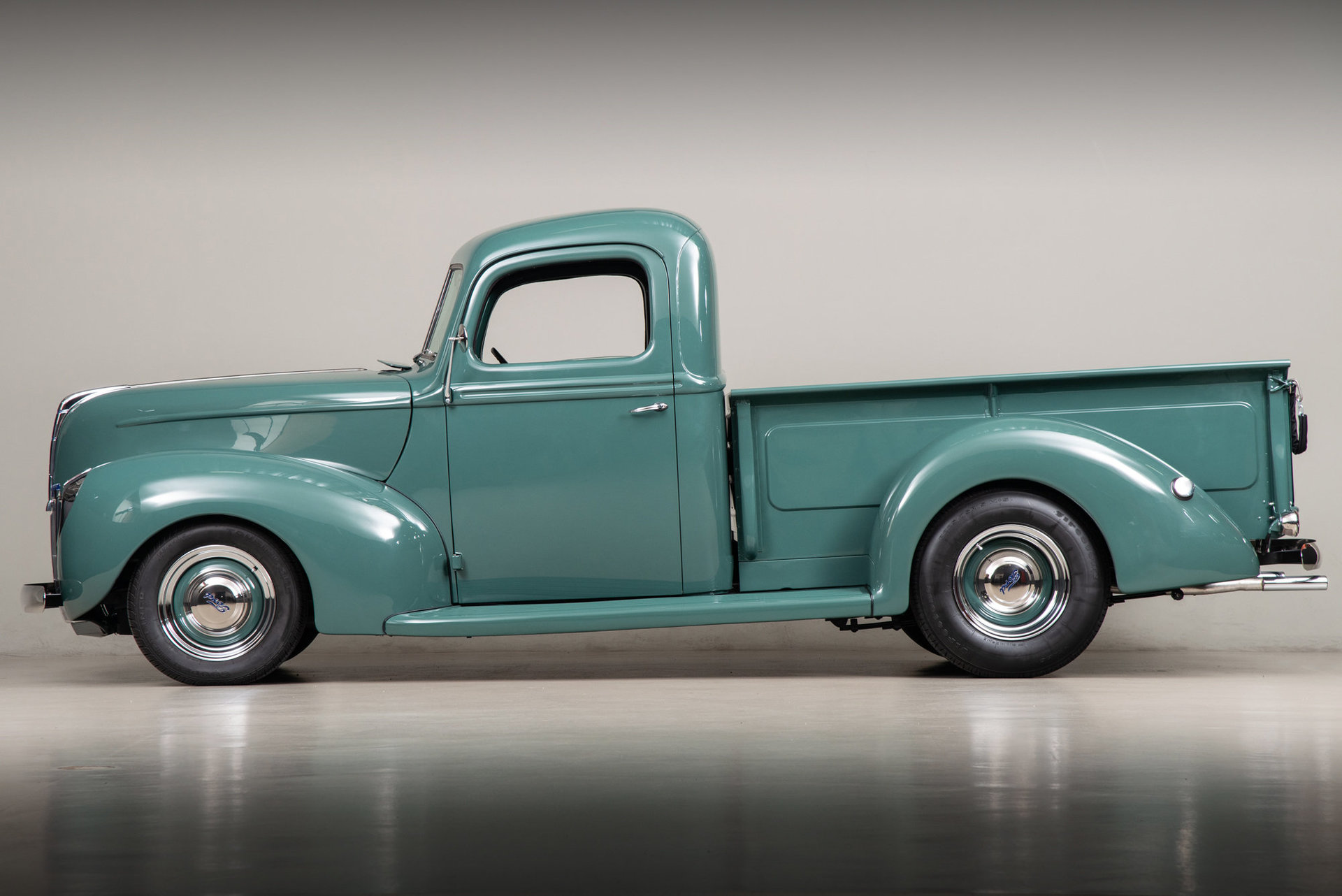 1941 Ford Pickup For Sale 108251 Mcg Truck Front Fenders