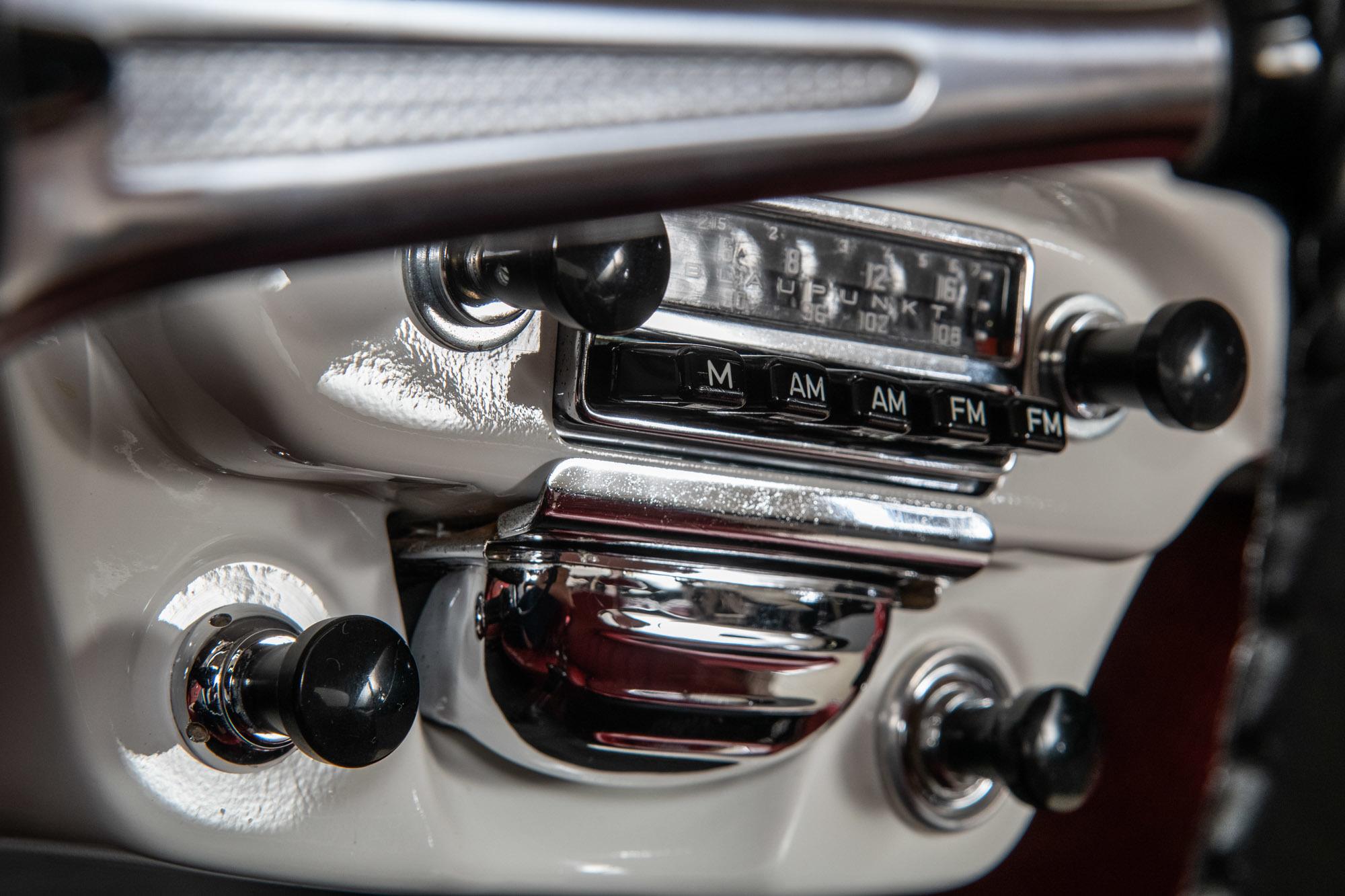 1964 Porsche 356 SC , LIGHT IVORY, VIN 215096, MILEAGE 3626
