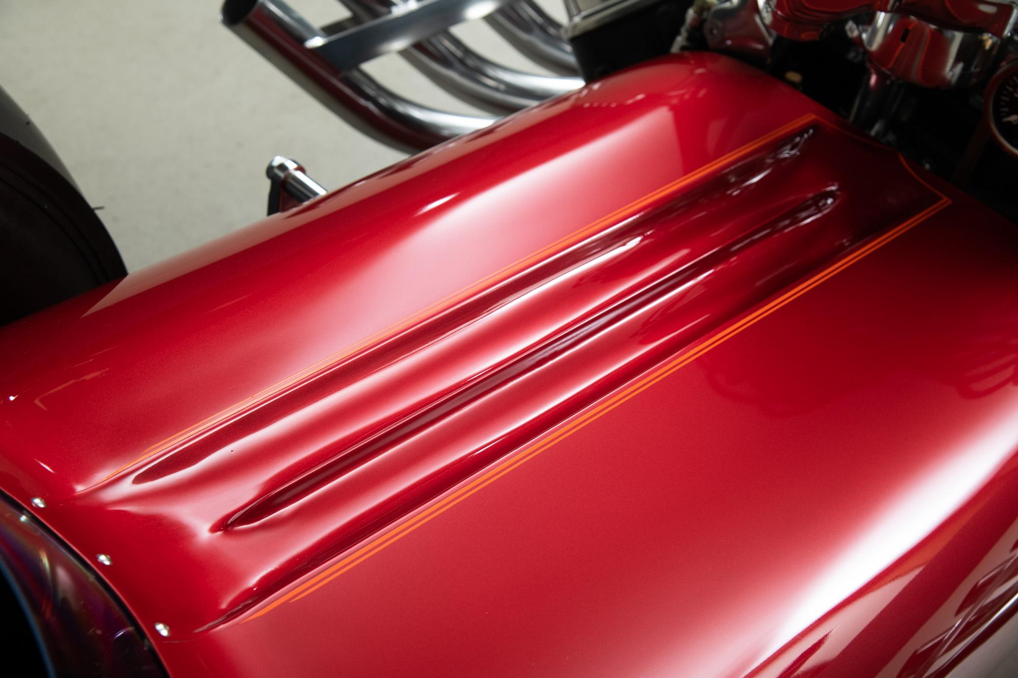 1964 Fuller/Roberts Starlite III Top Fuel Dragster, RED
