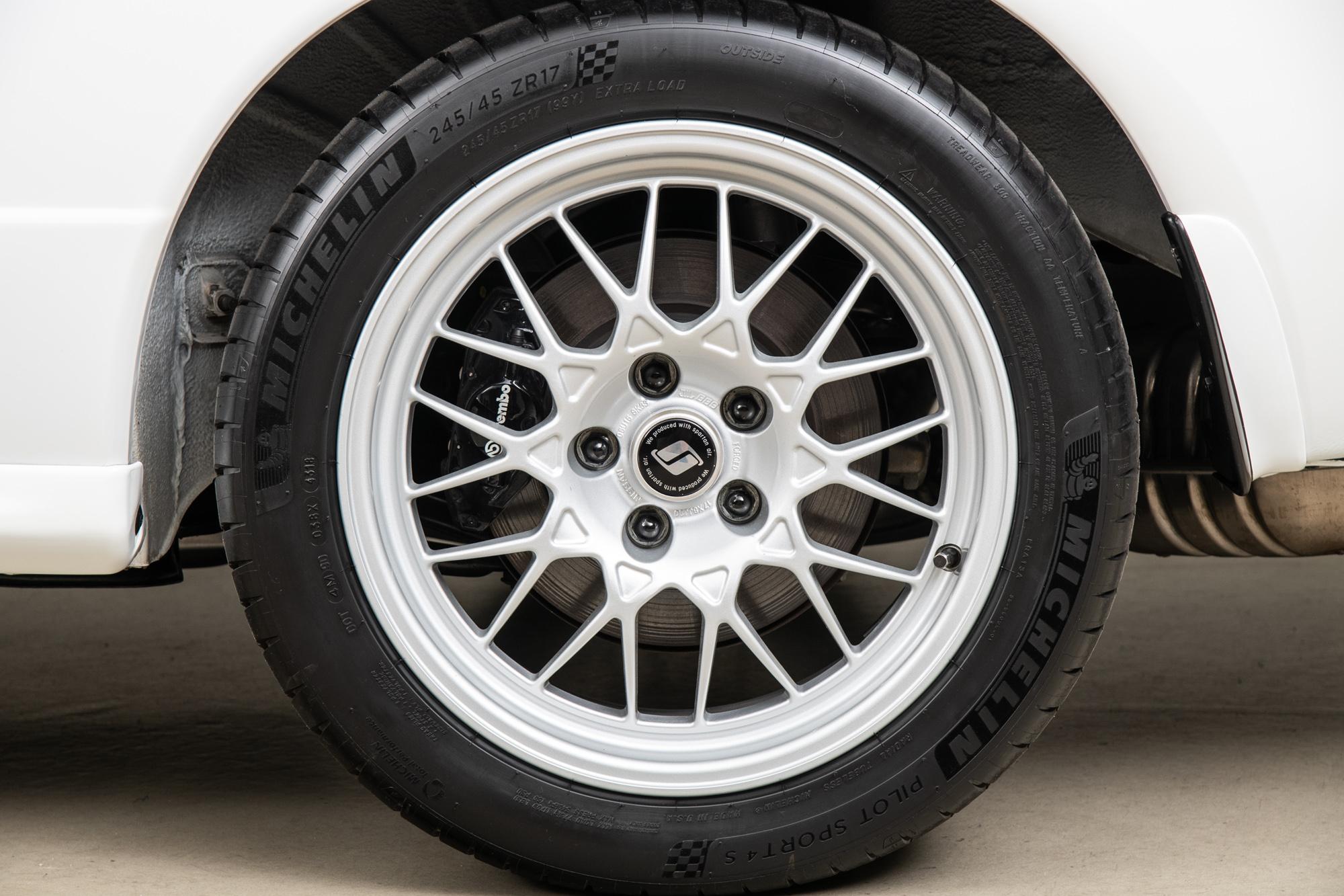 1994 Nissan Skyline GT-R V-Spec II, WHITE, VIN BNR32-309366, MILEAGE 35309