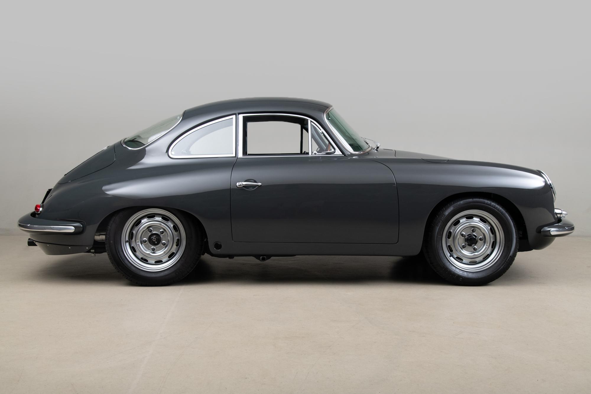 1964 Porsche 356 SC Outlaw , SLATE GRAY, VIN 216071, MILEAGE 48580