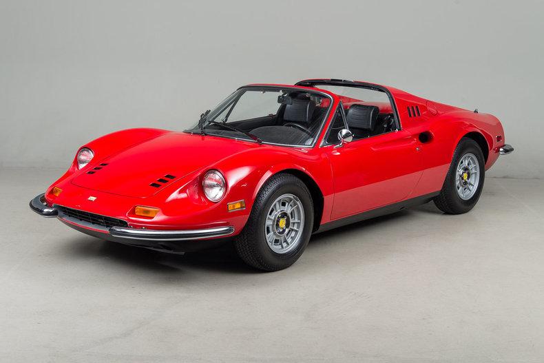 1974 Ferrari 246 GTS 246 GTS_4991
