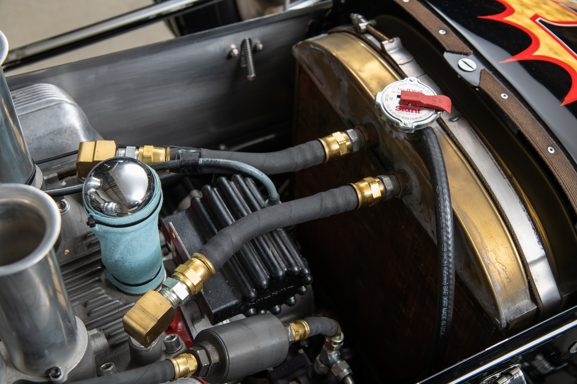1965 Stapp Sprint Car , BLACK
