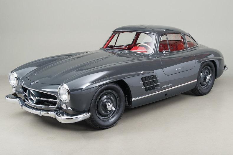 1955 Mercedes-Benz gullwing _4993