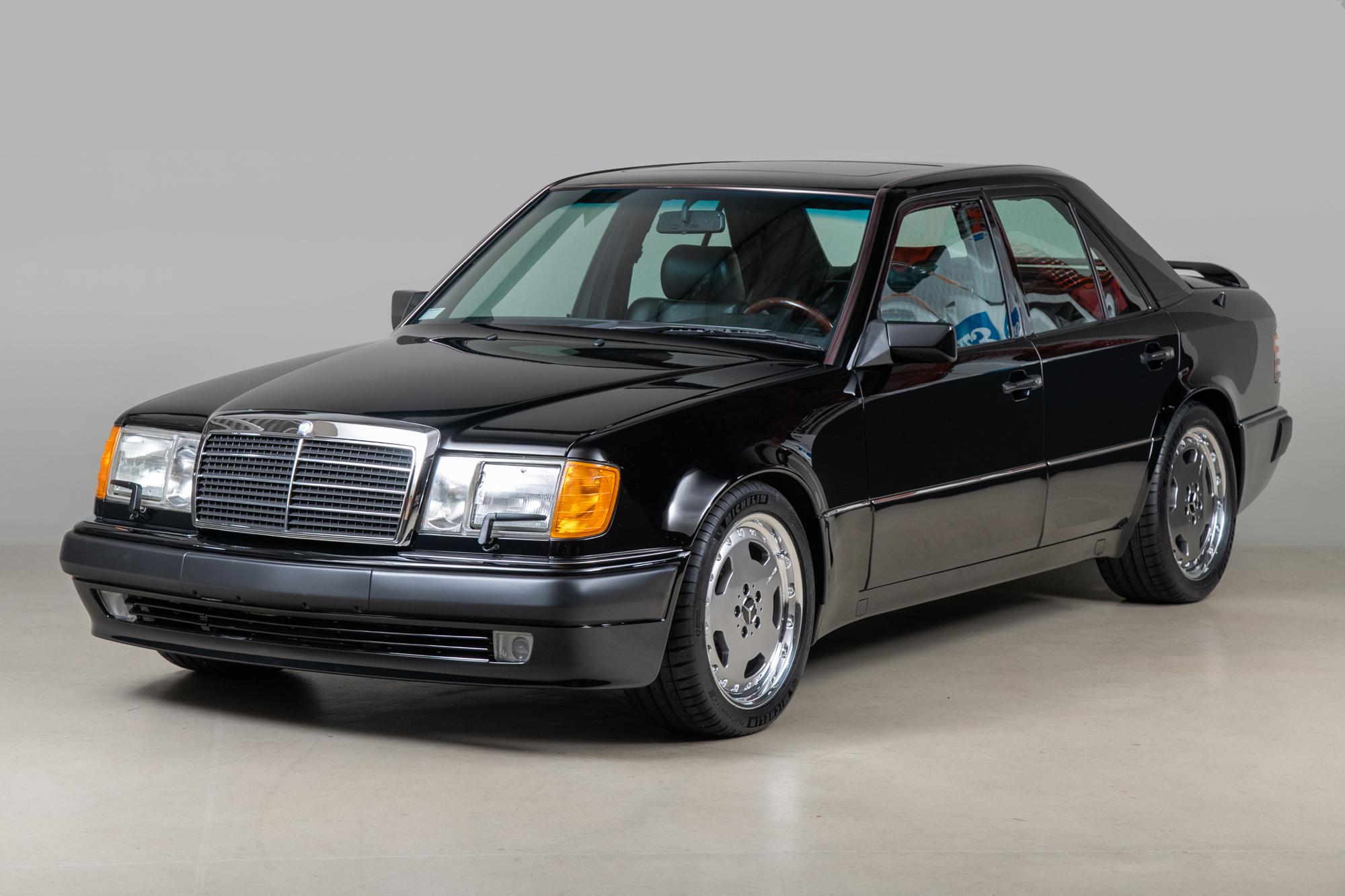 1993 Mercedes-Benz 500E _6168