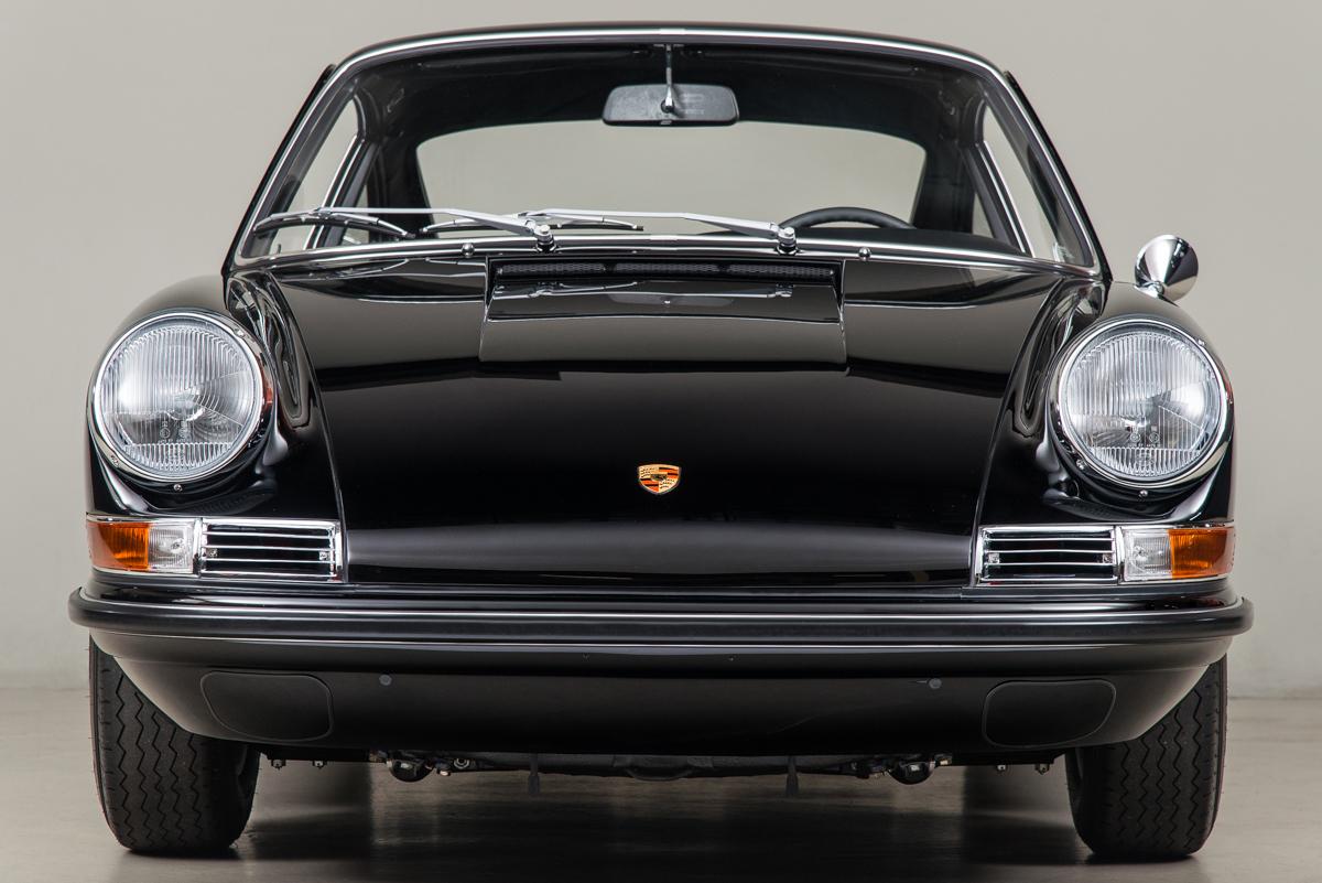 1967 Porsche 911 S , BLACK, VIN 3054645, MILEAGE 54405