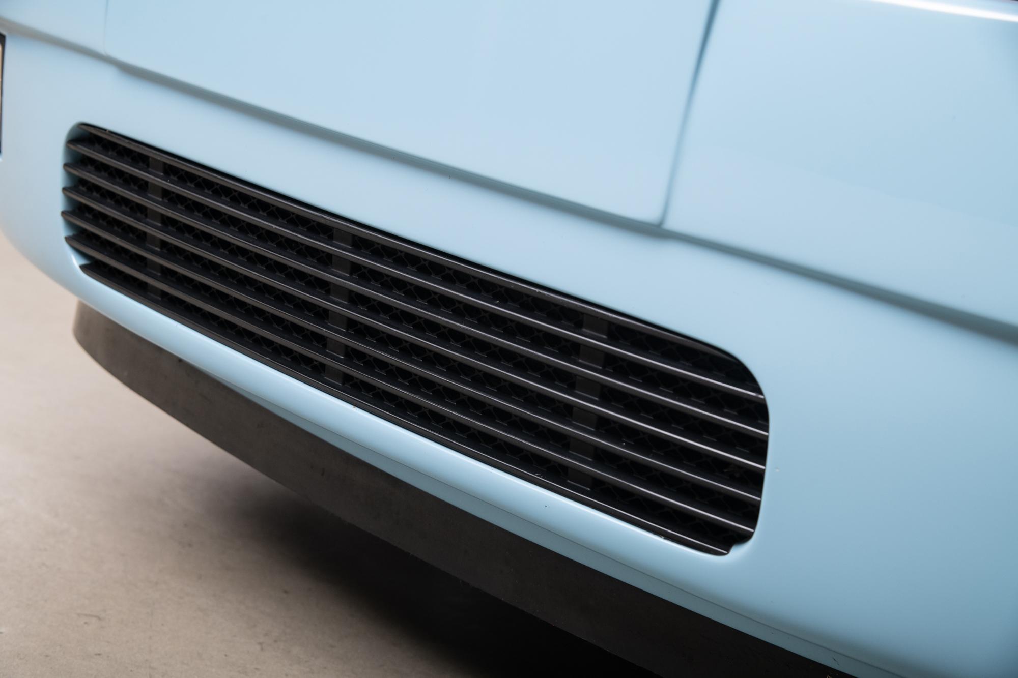 1985 Ruf Carrera 3.4 , GULF BLUE, VIN W09CRCBFS32R06013, MILEAGE 732