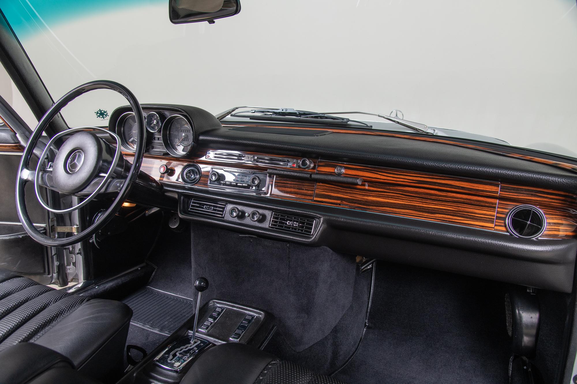 1969 Mercedes-Benz 300 SEL 6.3 , SILVER, VIN 109.018-12-002441, MILEAGE 7659