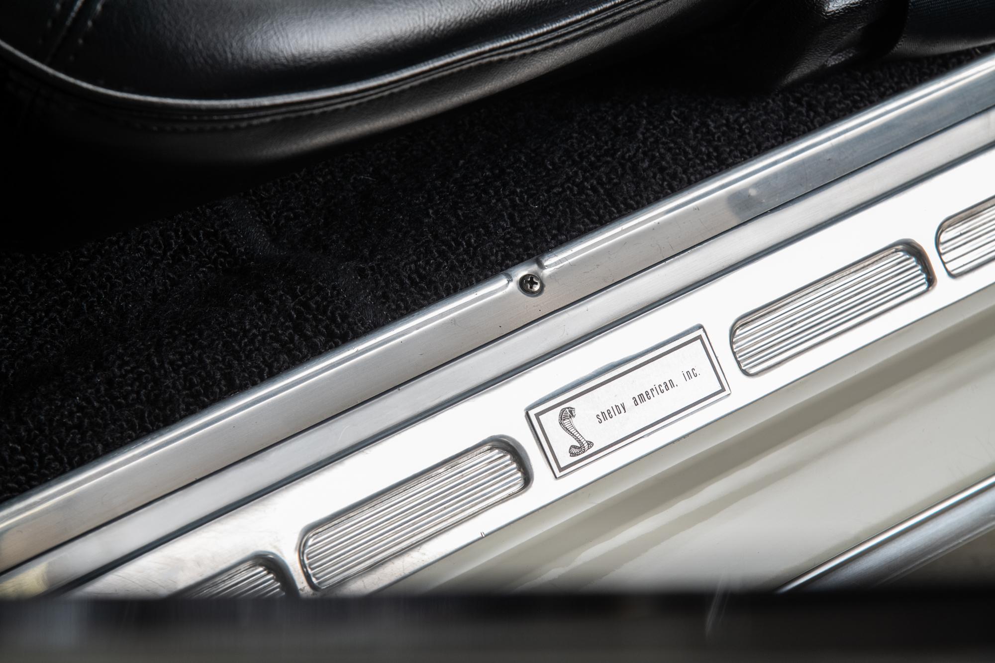 1968 Shelby GT500KR , WHITE, VIN 8T03R215917-04147, MILEAGE 86890