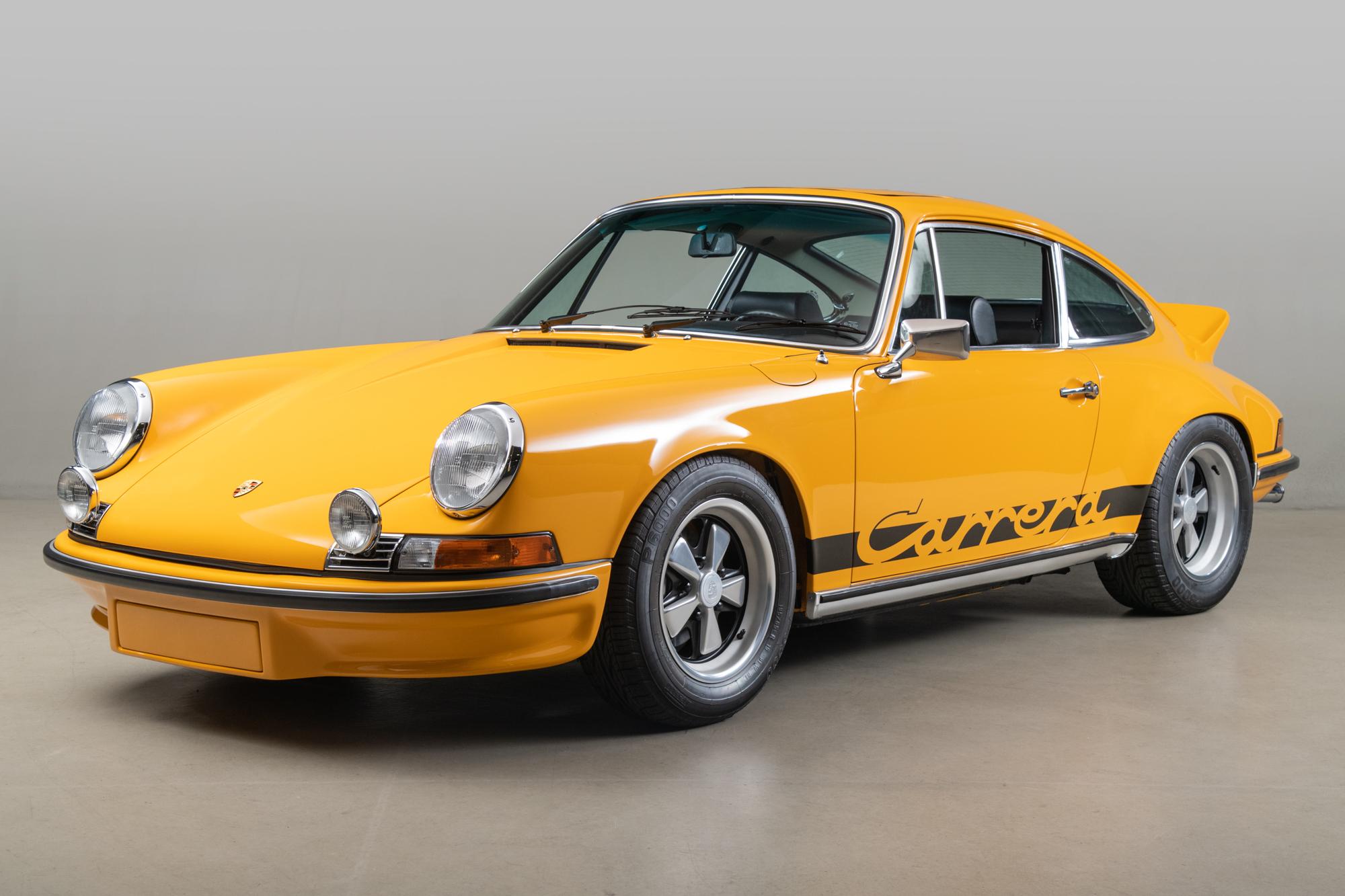 1973 Porsche 911 2.7 RS Touring  _6327