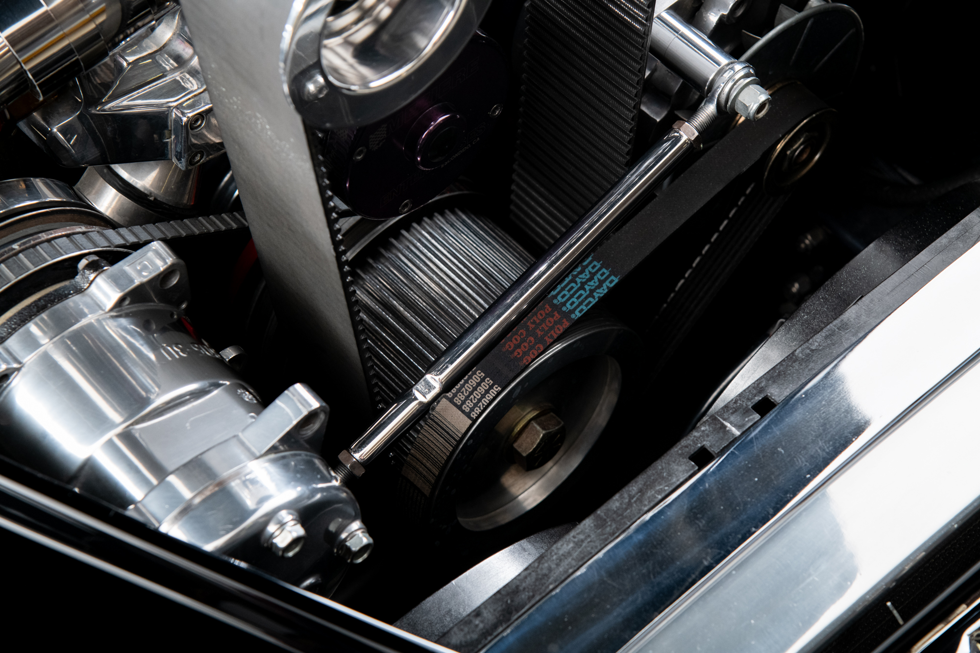 1940 Willys Americar , BLACK, VIN 3794140, MILEAGE 1611