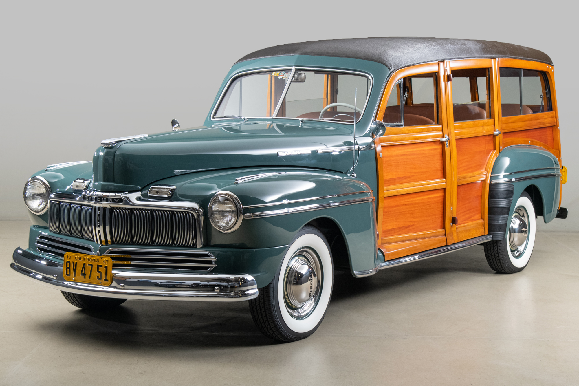 1947 Mercury Series 79M Woodie _6348