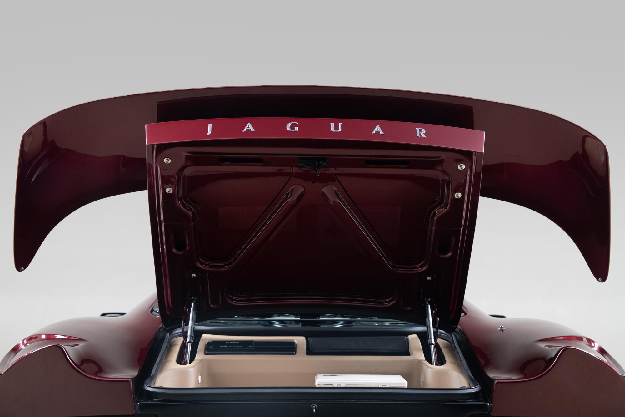 1993 Jaguar XJ220 , BURGUNDY, VIN SAJJEAEX8AX220797, MILEAGE 1817