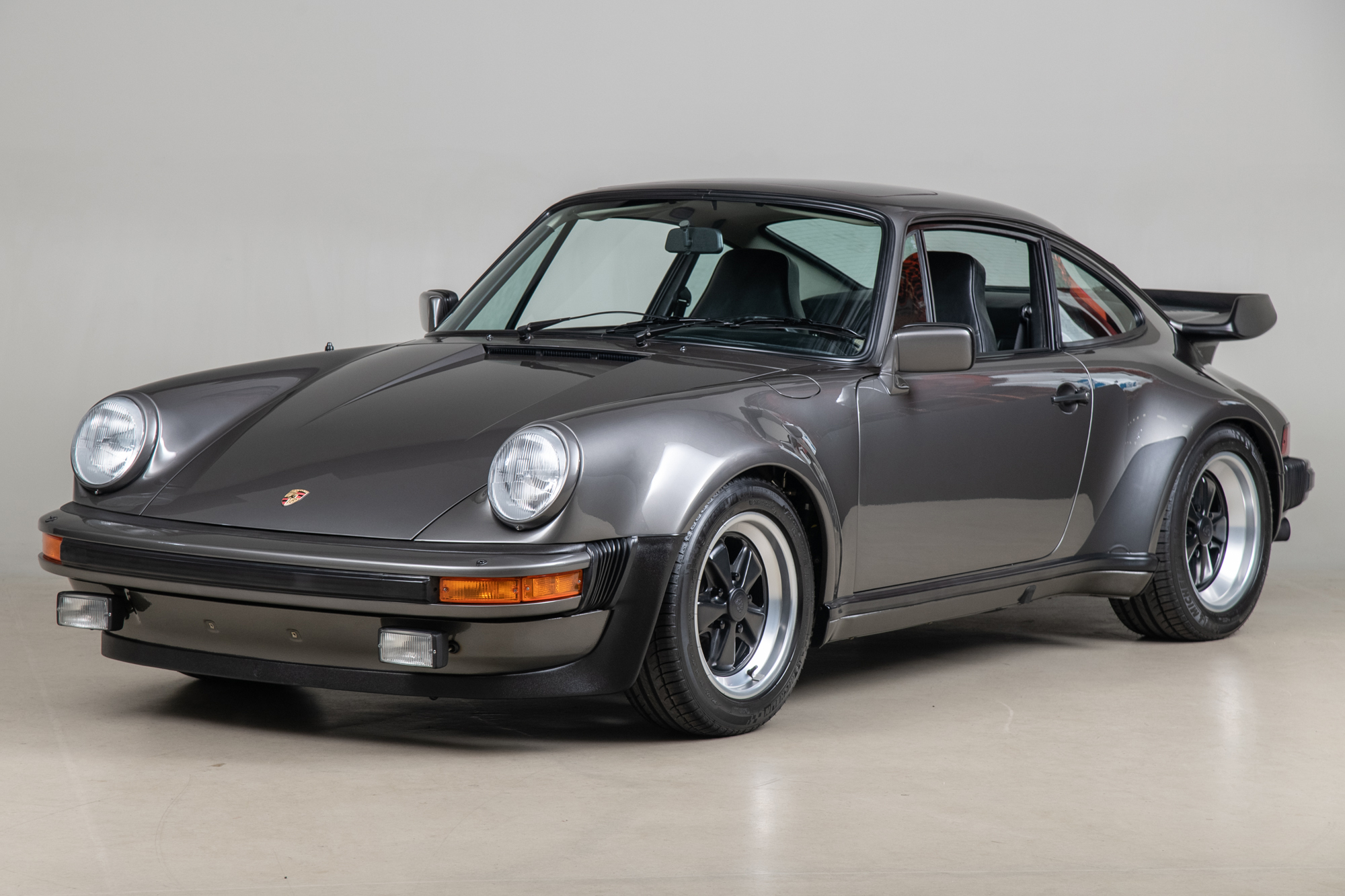 1979 Porsche 930 Turbo , ANTHRACITE GRAY METALLIC, VIN 9309800960, MILEAGE 1743