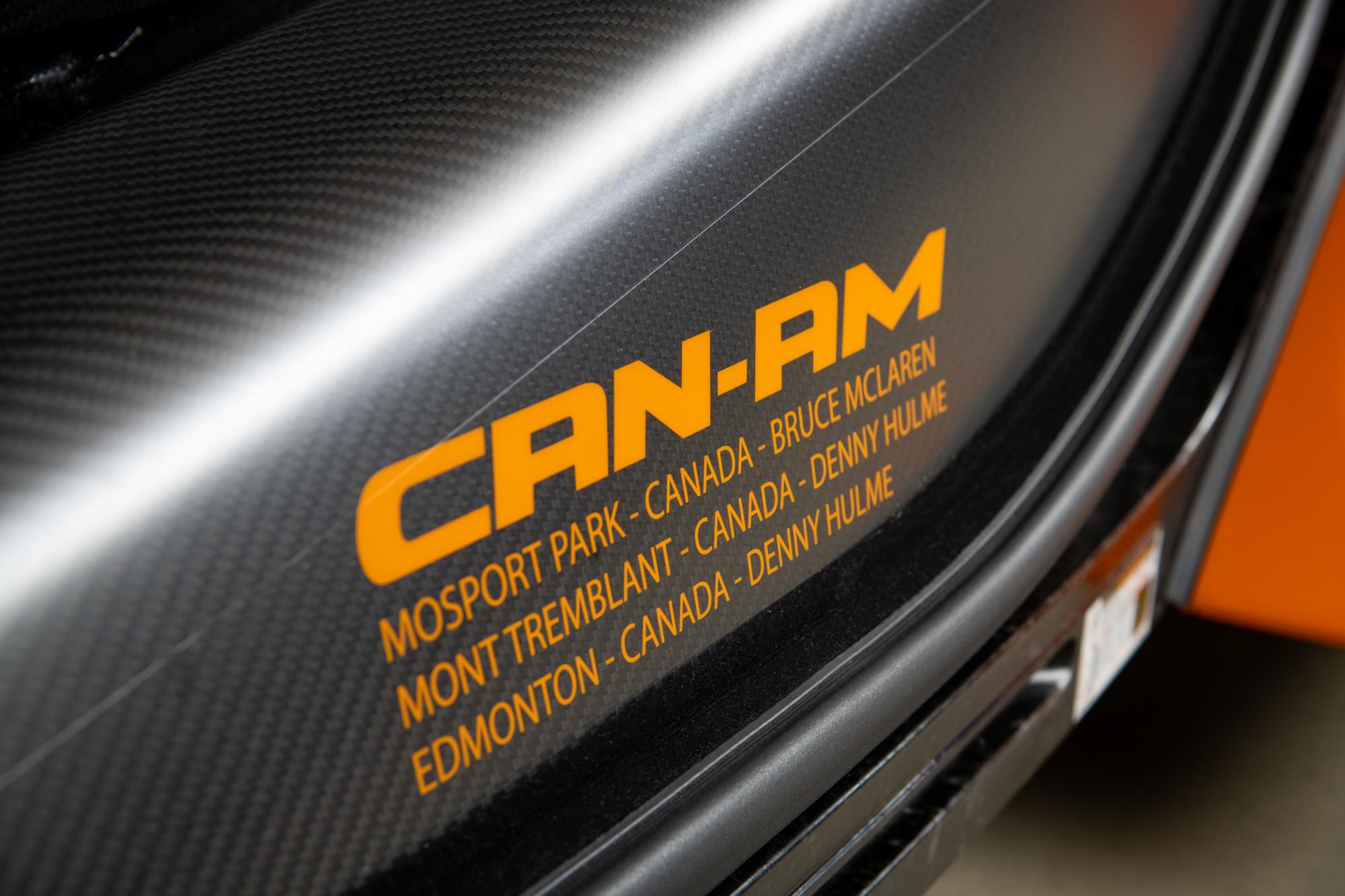 2019 Mclaren Senna Can Am , ORANGE, VIN SBM15ACAXKW900007, MILEAGE 843