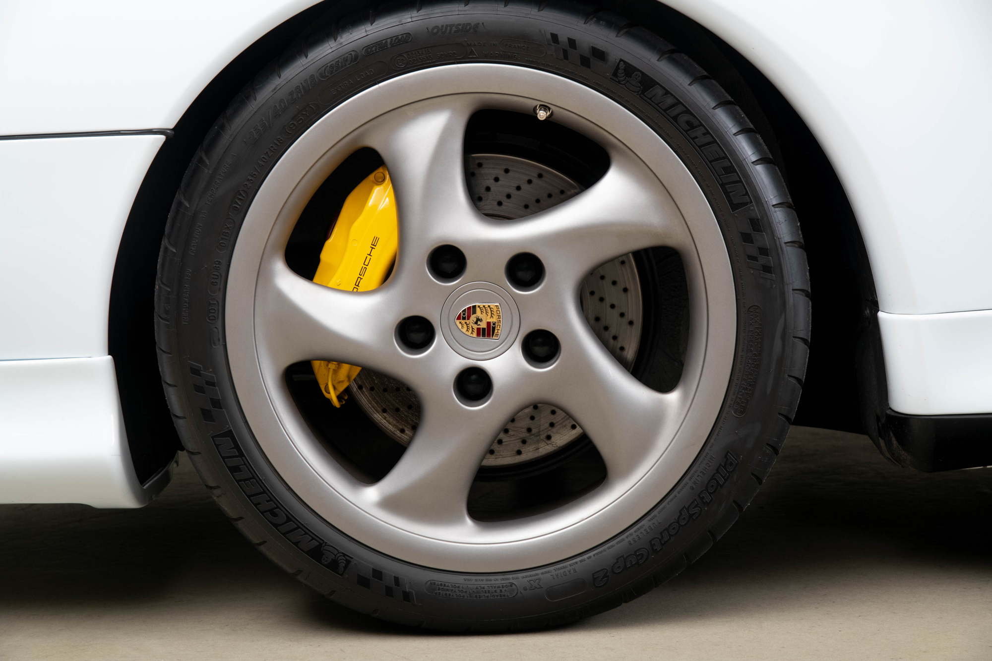1998 Porsche 993 Andial C2S , GLACIER WHITE, VIN WP0AA2998WS321280, MILEAGE 33286