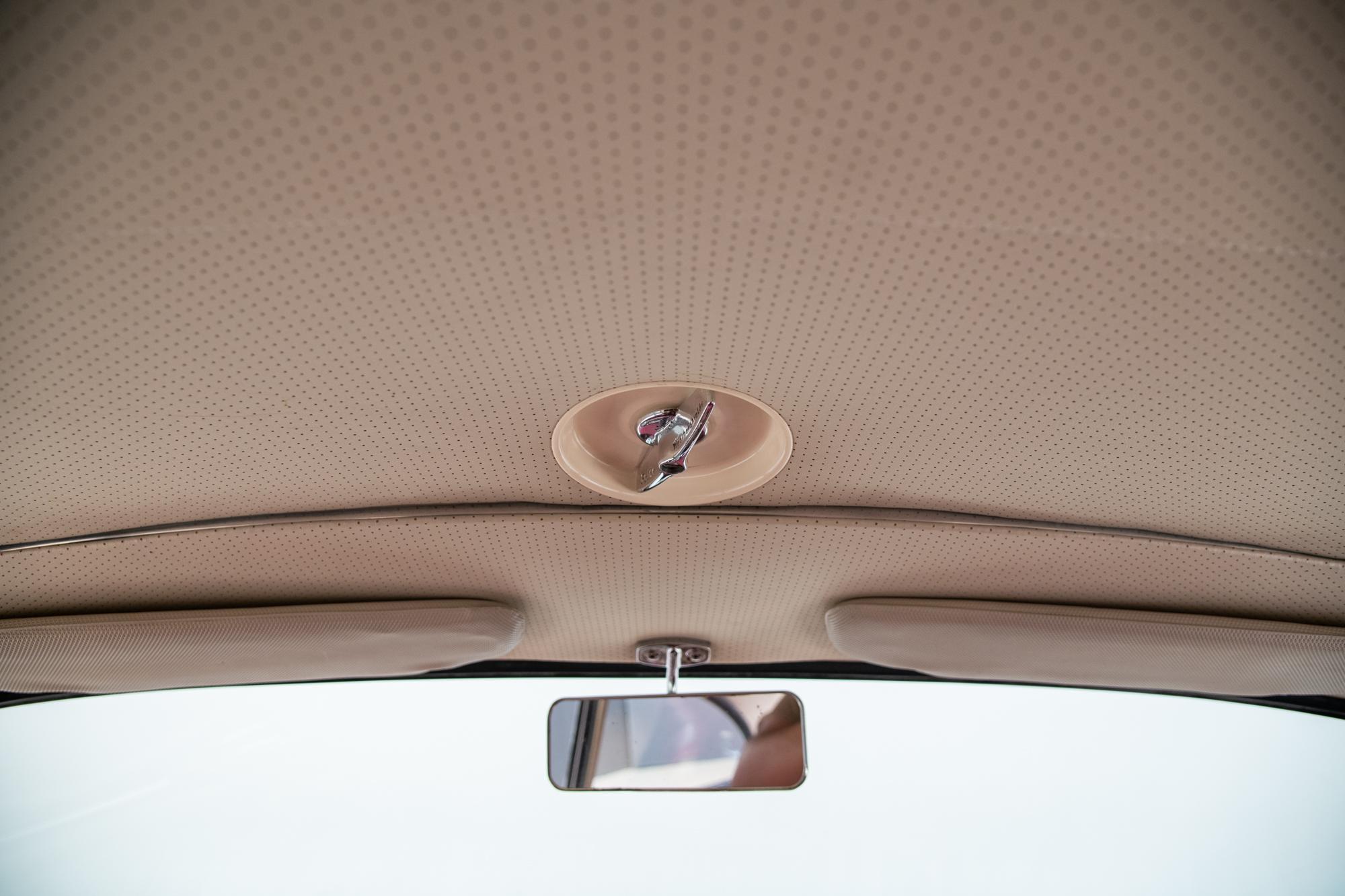 1958 Porsche 356A Super , IVORY, VIN 101893, MILEAGE 29904