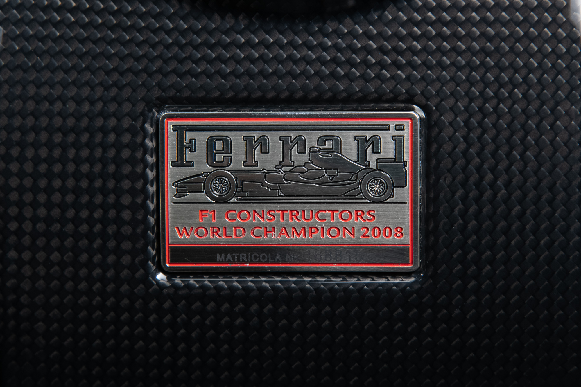 2009 Ferrari F430 Scuderia , RED, VIN ZFFKW64A090168815, MILEAGE 7948