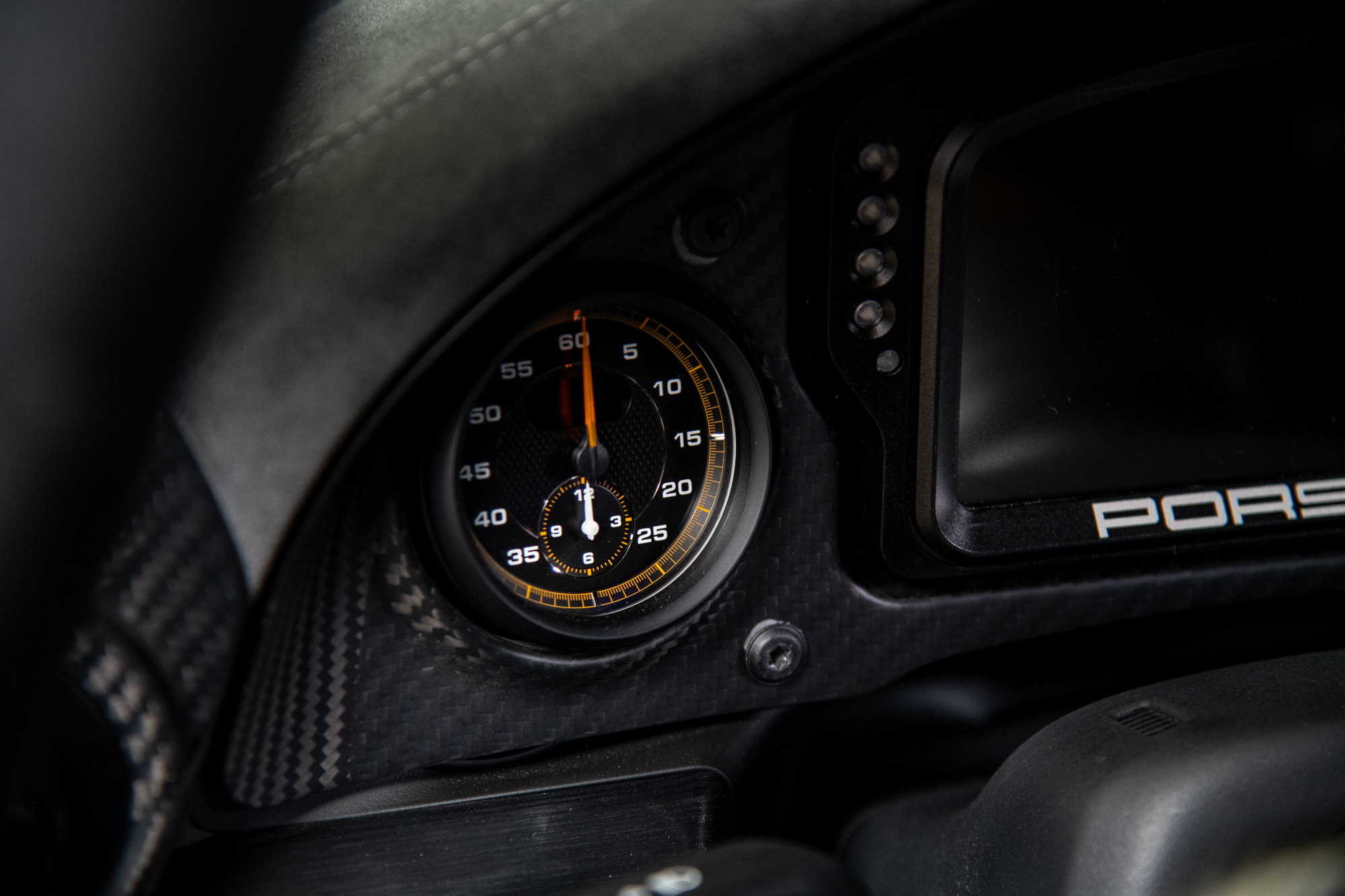 2019 Porsche 935 , CARBON FIBER, VIN WP0ZZZ99ZKS199154, MILEAGE 497