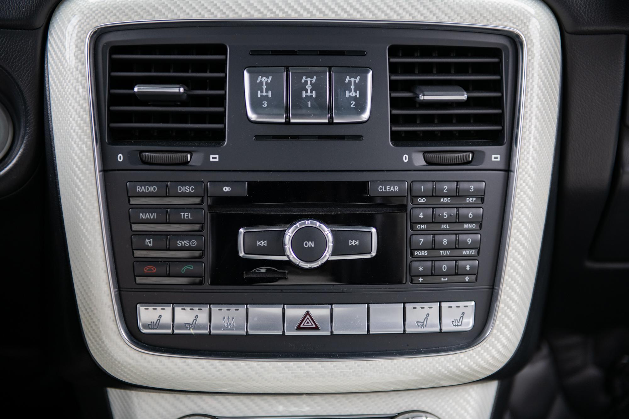2014 Mercedes-AMG Brabus G63 6x6 , WHITE, VIN WDB4632721X219585, MILEAGE 7620