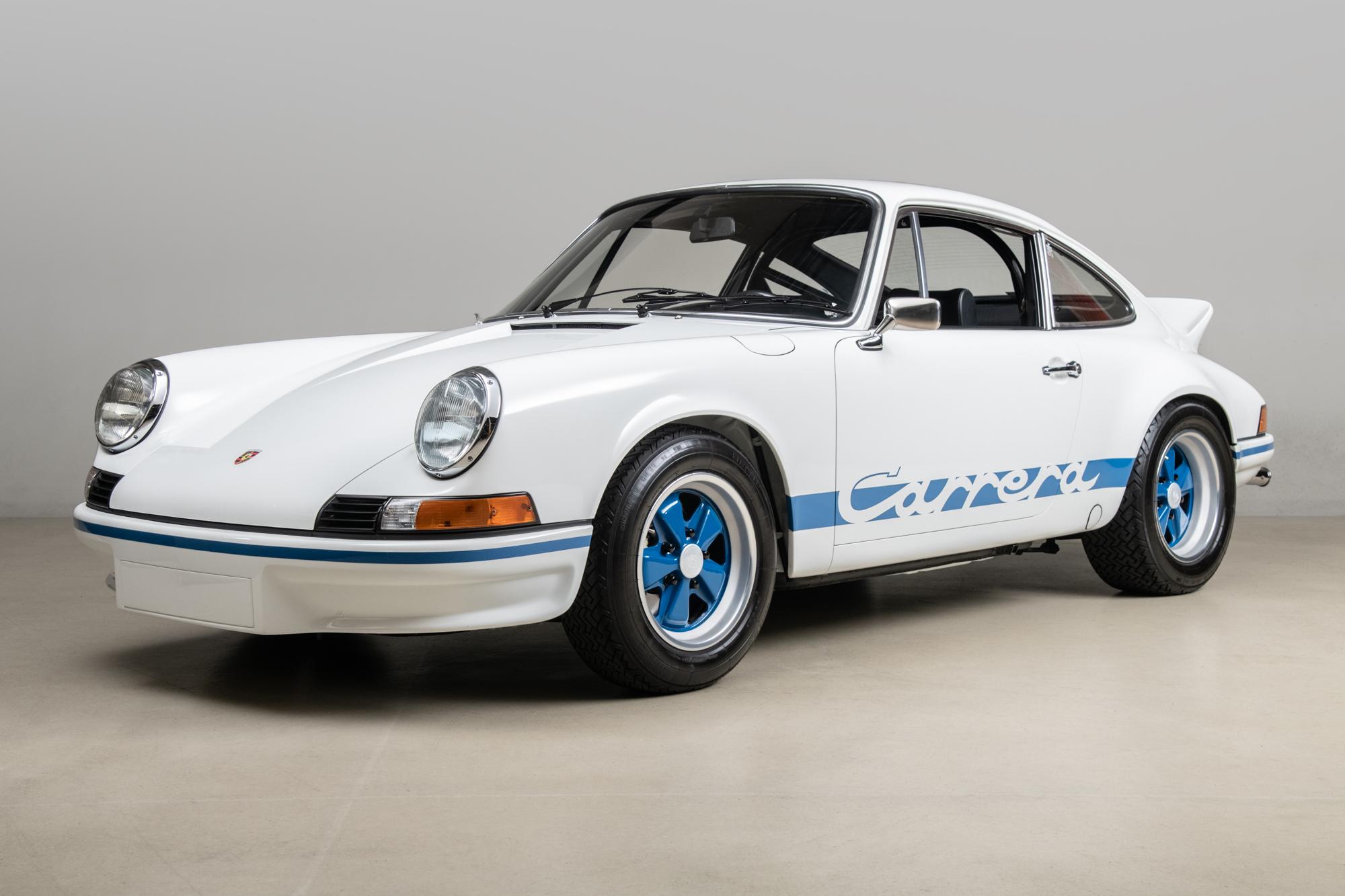1973 Porsche 911 RS _6511
