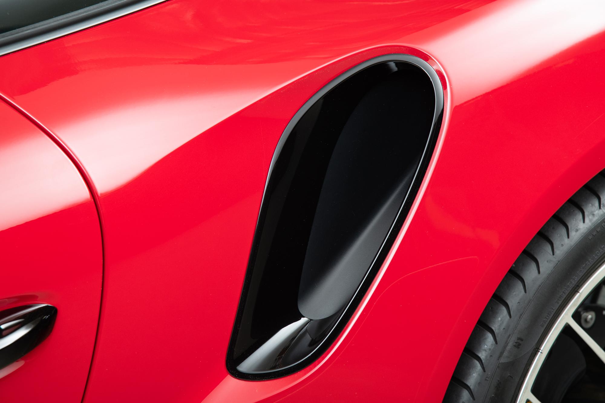 2019 Porsche Turbo S , CARMINE RED, VIN WP0AD2A93KS140598, MILEAGE 2465