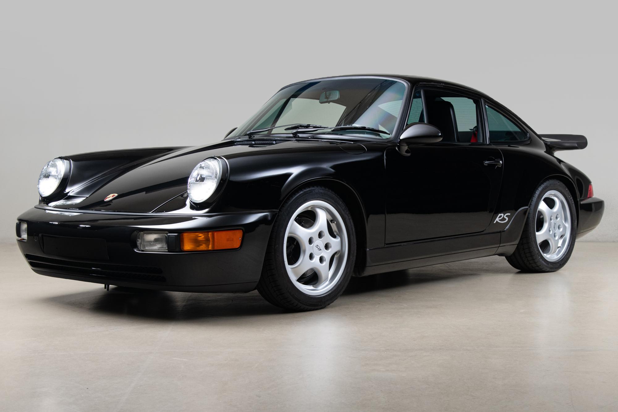 1994 Porsche 964 RS America _6530
