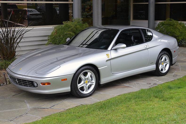 2003 Ferrari 456 M GTA 2dr Coupe Automatic_4996
