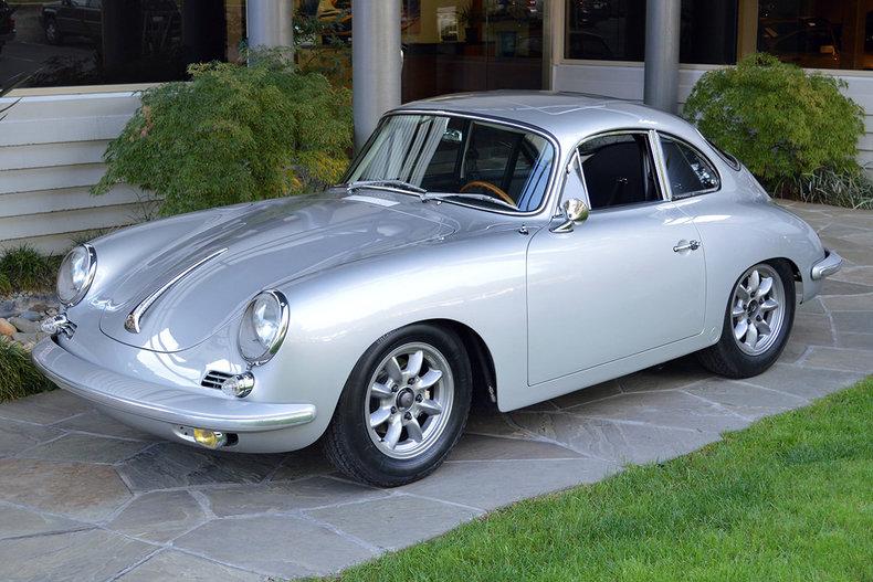 1965 Porsche 356C Coupe Outlaw_5036
