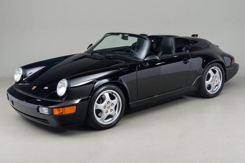 1994 Porsche 911 Speedster Speedster_5038