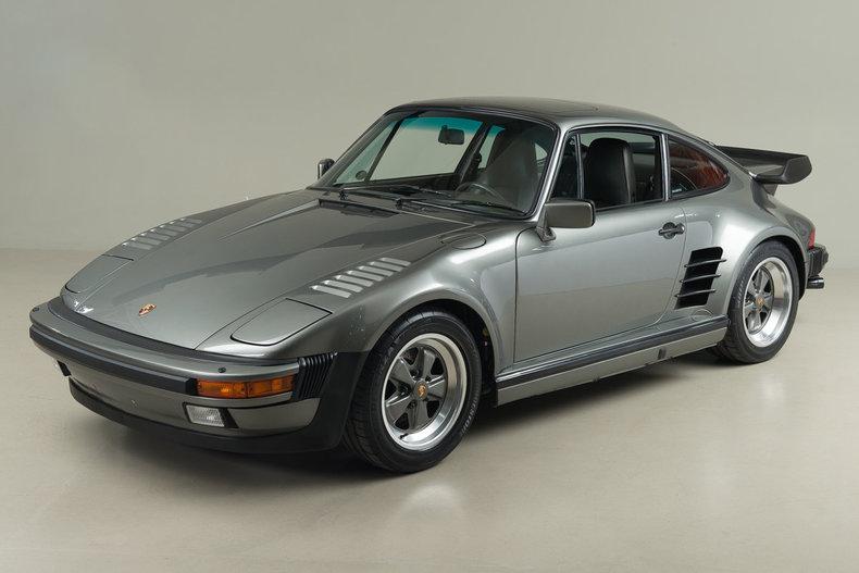 1988 Porsche 911 Turbo Coupe Turbo Slantnose_5048