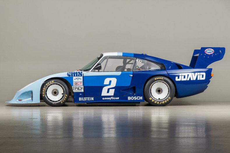1981 Porsche 935 K4,  BLUE, VIN K4-01