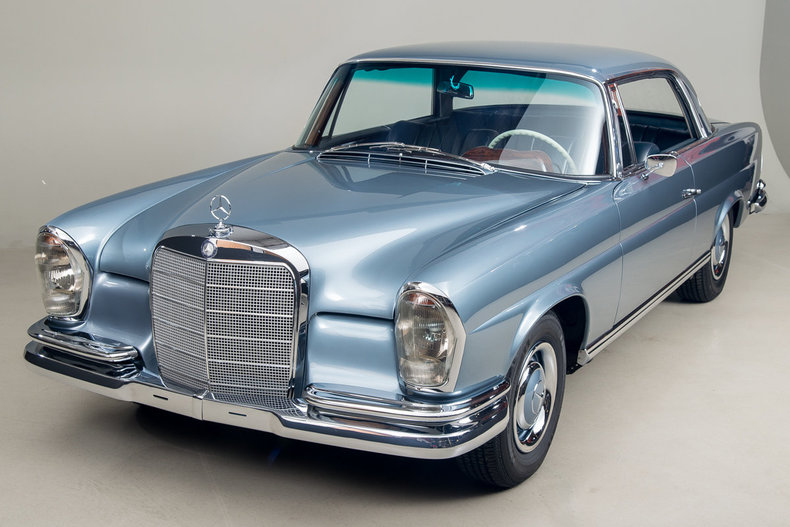 1966 mercedes benz 250 se 5130 for Mercedes benz 250 se