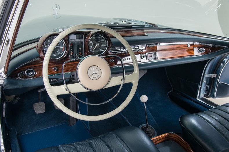 1966 mercedes benz 250 se 5130. Black Bedroom Furniture Sets. Home Design Ideas