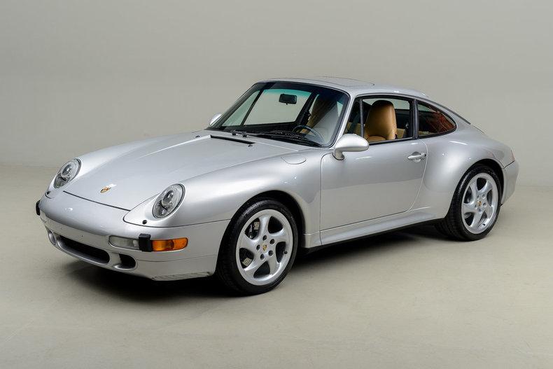 1998 Porsche 993 C2S _5136