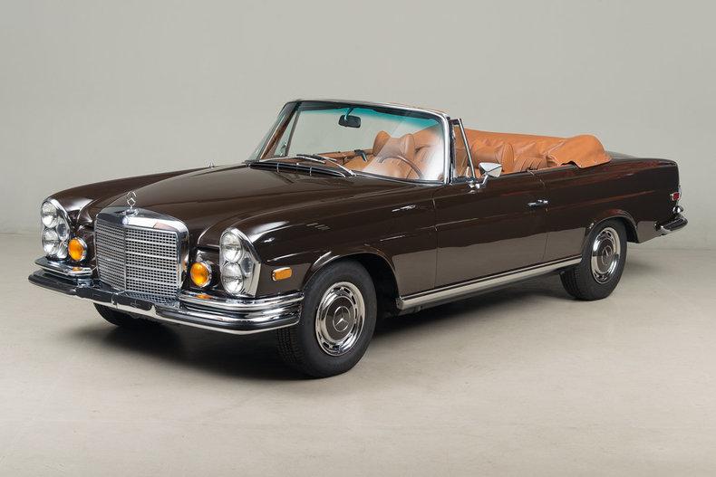 1971 Mercedes-Benz 280 SE 3.5 Cabriolet_5153