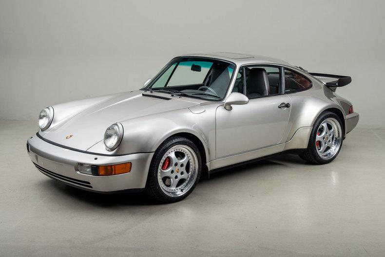 1994 Porsche 964 Turbo 3.6 _5167
