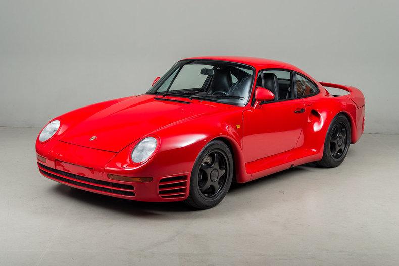 1987 Porsche 959 Komfort_5235