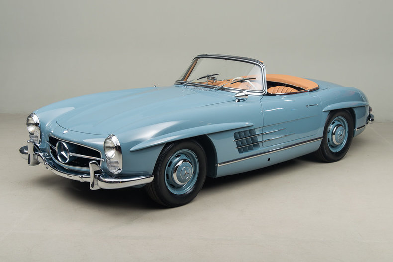 1960 Mercedes-Benz 300 SL Roadster_5255