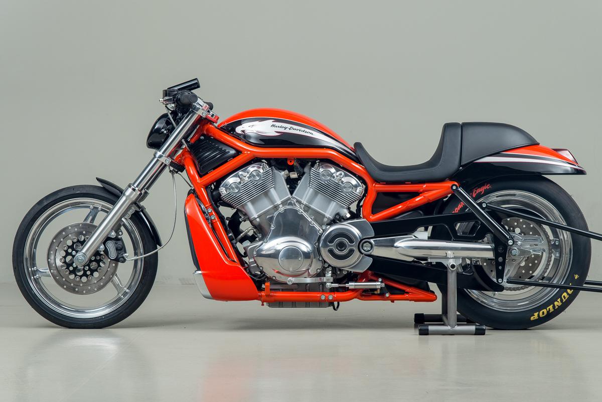 2006 Harley-Davidson VRXSE Screamin Eagle Destroyer _3975V