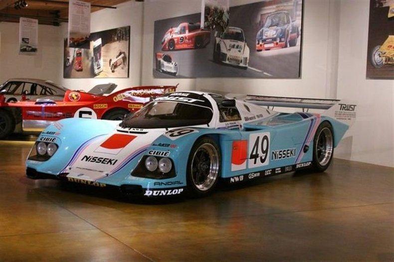 1990 Porsche 962C Team Trust_3589V