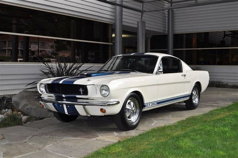 1965 Ford Shelby Mustang GT350 Coupe_4159V
