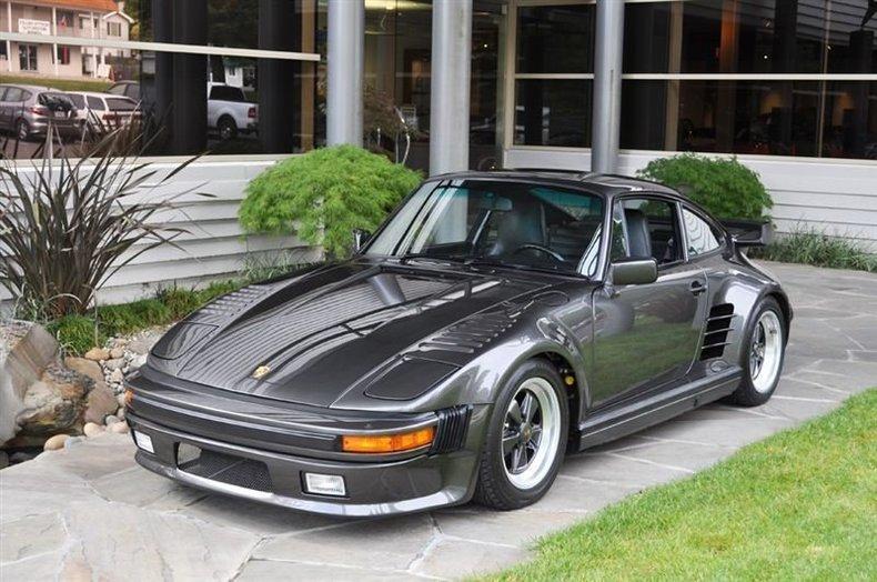 1988 Porsche 930 Turbo Slant Nose_4265V