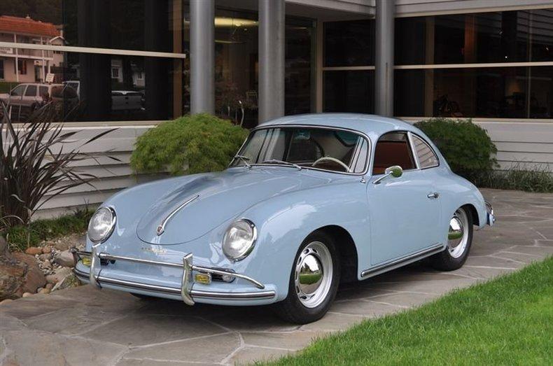1957 Porsche 356A 1600_4311V