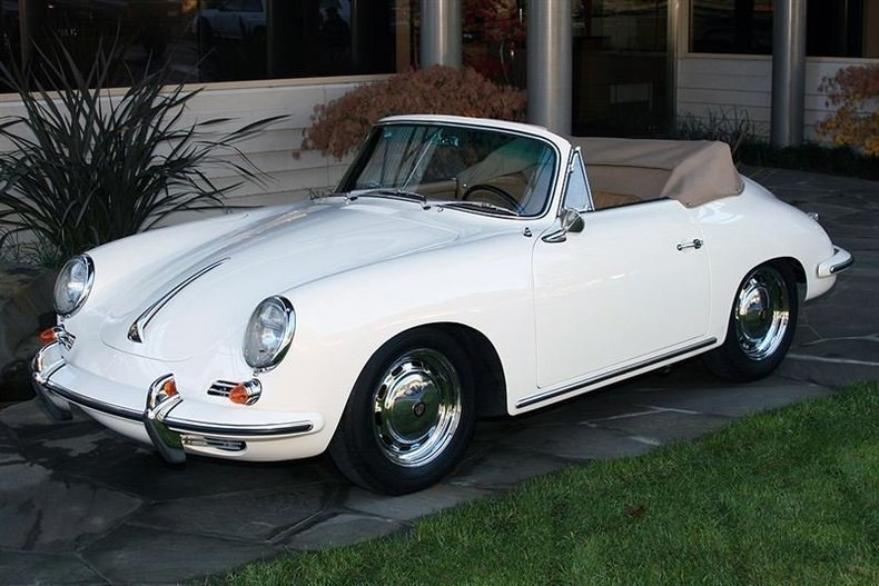 1965 Porsche 356 SC_4451