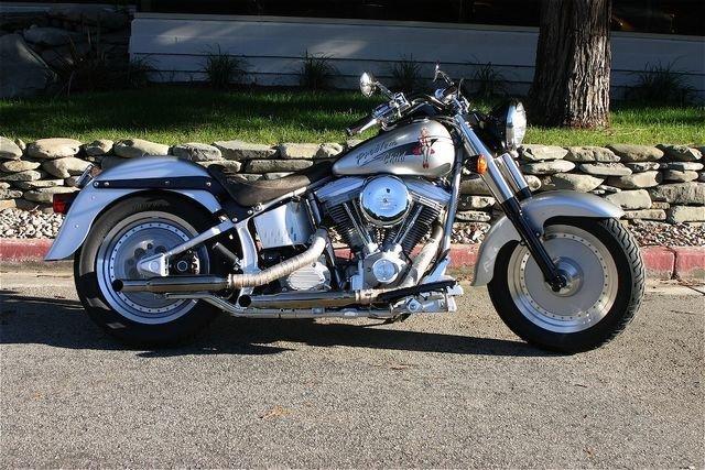 1999 Harley Davidson Fat Boy _3035