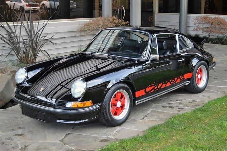 1973 Porsche 911 RS Carrera_4397