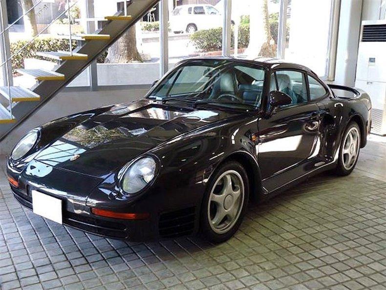 1988 Porsche 959 Black_4417