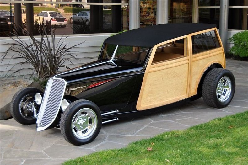 1933 Ford Woodie Coupe_4448